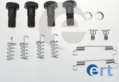 ERT 310082 - Lisakomplekt, seisupiduriklotsid multiparts.ee