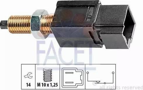 FACET 7.1052 - Lüliti,sidurdamine(GRA) multiparts.ee