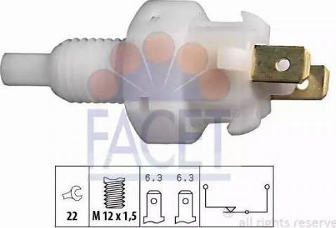 FACET 7.1004 - Piduritulelüliti multiparts.ee