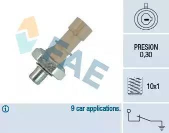 FAE 12437 - Õlisurvelülitus multiparts.ee