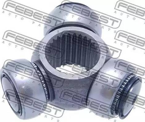 Febest 0216-F50 - Kolmik,veovõll multiparts.ee