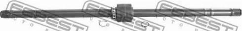 Febest 0212-P10RH - Veovõll multiparts.ee
