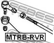 Febest MTRB-RVR - Remondikomplekt, rooliots multiparts.ee