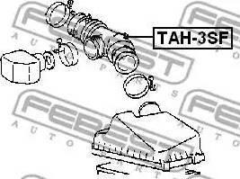 Febest TAH-3SF - Toruühendus multiparts.ee