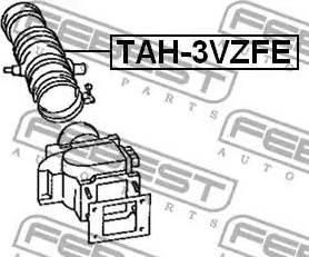 Febest TAH-3VZFE - Toruühendus multiparts.ee