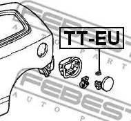 Febest TT-EU - Lukk, kütusemahuti multiparts.ee