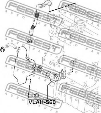 Febest VLAH-S60 - Toruühendus multiparts.ee