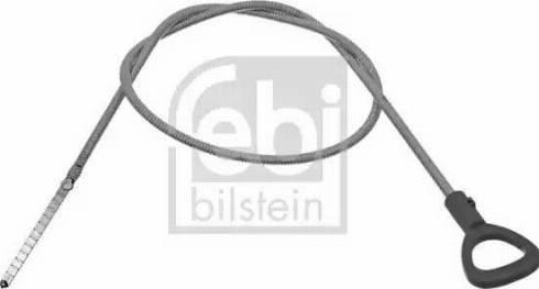 Febi Bilstein 49581 - Õlivarras, automaatkäigukast multiparts.ee