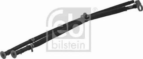 Febi Bilstein 45777 - Voolik, tahma-/partiklifiltri taastamine multiparts.ee