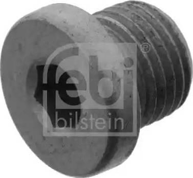 Febi Bilstein 46267 - Sulgurkruvi, käigukasti korpus multiparts.ee