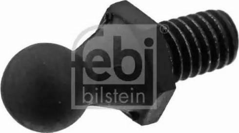 Febi Bilstein 40838 - Kinnituselement, mootorikate multiparts.ee