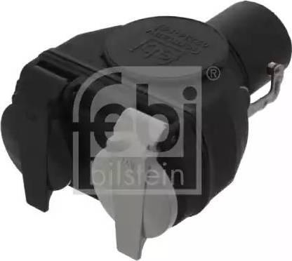 Febi Bilstein 09734 - Adapter, pistikupesa multiparts.ee