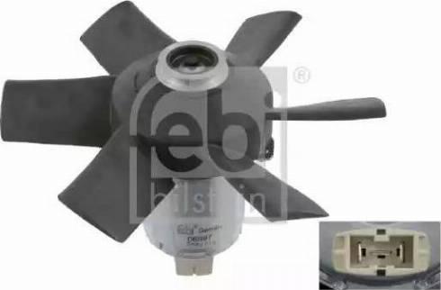 Febi Bilstein 06997 - Ventilaator,mootorijahutus multiparts.ee