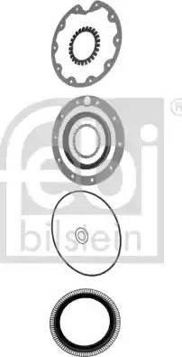 Febi Bilstein 06644 - Tihendikomplekt, väline planetaarülekanne multiparts.ee