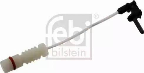 Febi Bilstein 01498 - Hoiatuskontakt, piduriklotsi kulumine multiparts.ee