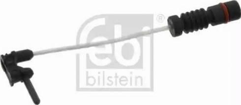 Febi Bilstein 03902 - Hoiatuskontakt, piduriklotsi kulumine multiparts.ee