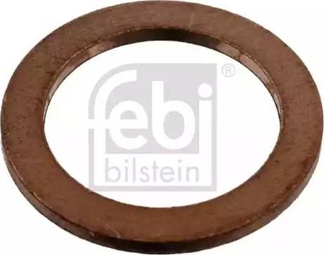 Febi Bilstein 07215 - Rõngastihend, õli äravoolukruvi multiparts.ee