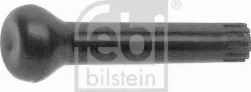 Febi Bilstein 10029 - Lukustusnupp multiparts.ee