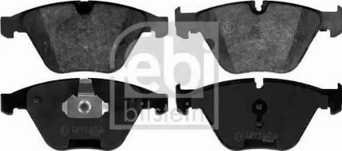 Febi Bilstein 116031 - Piduriklotsi komplekt,ketaspidur multiparts.ee