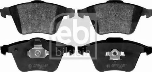 Febi Bilstein 116212 - Piduriklotsi komplekt,ketaspidur multiparts.ee