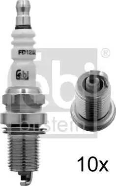 Febi Bilstein 13409 - Süüteküünal multiparts.ee