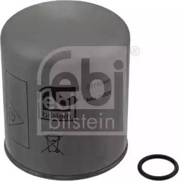 Febi Bilstein 34322 - Õhukuivatuspadrun, suruõhusüsteem multiparts.ee