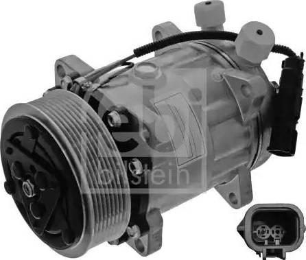 Febi Bilstein 35384 - Kompressor,kliimaseade multiparts.ee