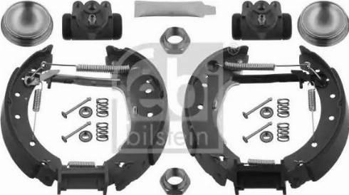 Febi Bilstein 37544 - Piduriklotside komplekt multiparts.ee
