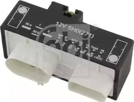 Febi Bilstein 26141 - Relee,radiaatoriventilaatori jaoks multiparts.ee