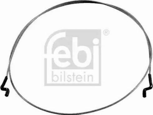 Febi Bilstein 21452 - Tross, seljatoe reguleerimine multiparts.ee