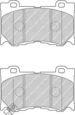 Alpha Brakes HKP-NS-095 -  multiparts.ee