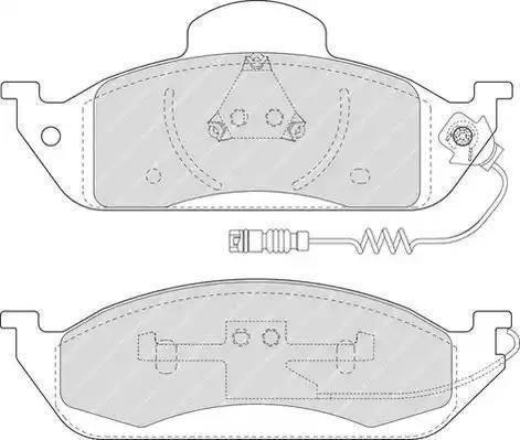 Alpha Brakes HKP-ME-023 -  multiparts.ee