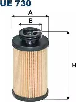 Filtron UE 730 - AdBlue filter multiparts.ee