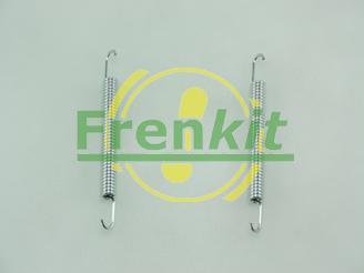 Frenkit 950480 - Lisakomplekt, Piduriklotsid multiparts.ee