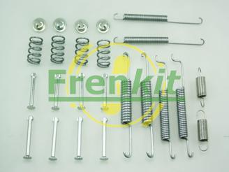 Frenkit 950569 - Lisakomplekt, Piduriklotsid multiparts.ee