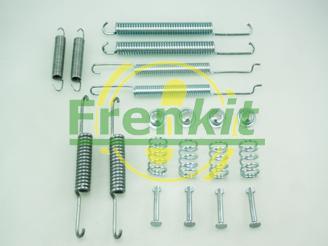 Frenkit 950681 - Lisakomplekt, Piduriklotsid multiparts.ee