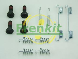 Frenkit 950622 - Lisakomplekt, Piduriklotsid multiparts.ee