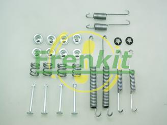 Frenkit 950678 - Lisakomplekt, Piduriklotsid multiparts.ee
