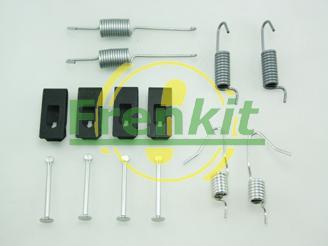 Frenkit 950898 - Lisakomplekt, Piduriklotsid multiparts.ee