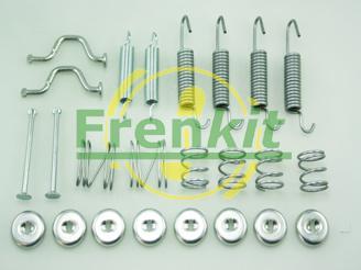 Frenkit 950816 - Lisakomplekt, Piduriklotsid multiparts.ee