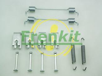 Frenkit 950827 - Lisakomplekt, Piduriklotsid multiparts.ee