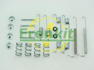 Frenkit 950710 - Lisakomplekt, Piduriklotsid multiparts.ee