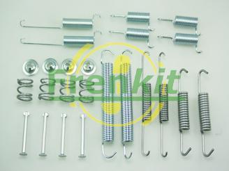 Frenkit 950712 - Lisakomplekt, Piduriklotsid multiparts.ee
