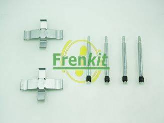 Frenkit 900903 - Lisakomplekt, ketaspiduriklotsid multiparts.ee