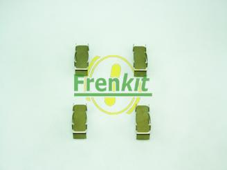 Frenkit 901094 - Lisakomplekt, ketaspiduriklotsid multiparts.ee