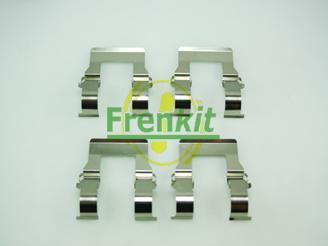 Frenkit 901194 - Lisakomplekt, ketaspiduriklotsid multiparts.ee