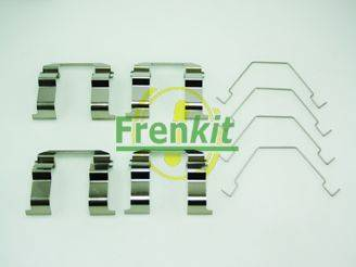 Frenkit 901158 - Lisakomplekt, ketaspiduriklotsid multiparts.ee