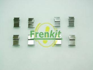 Frenkit 901162 - Lisakomplekt, ketaspiduriklotsid multiparts.ee