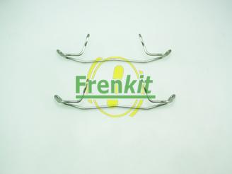 Frenkit 901123 - Lisakomplekt, ketaspiduriklotsid multiparts.ee