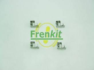 Frenkit 901219 - Lisakomplekt, ketaspiduriklotsid multiparts.ee